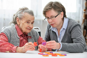 What Nursing Home 'Memory Care' Means