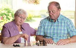 Brain Training for Seniors - Hart Heritage Assisted Living