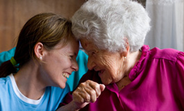 Visiting Seniors - Hart Heritage Assisted Living