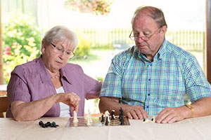 Brain Training for Seniors - Hart Heritage Assisted Living