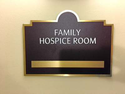 MD Hospice Room