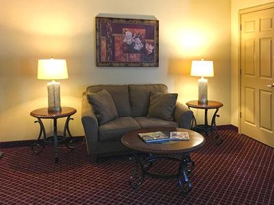 Hart Heritage Hospice Room