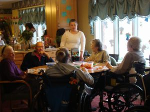 Street Assisted Living Activities