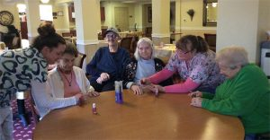 Nail Care Forest Hill, Senior Care Services Harford County