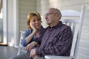 Communicating with Elderly Parents in Assisted Living in Harford County, Bel Air, Forest Hill, Street