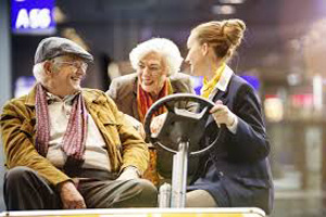 Travel Tips for the Elderly